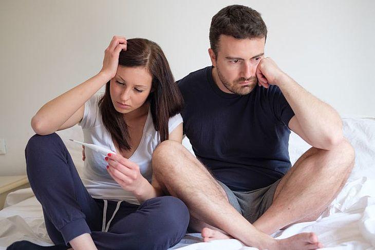 Problemy z erekcją a niepłodność